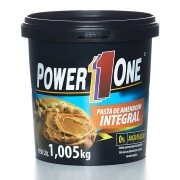 Pasta De Amendoim Tradicional Integral 1,005kg - Power One