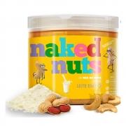 Pasta de Mix de Nuts com Leite em Pó 450g - Naked Nuts