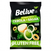 Salgadinho Cebola e Salsa - Belive