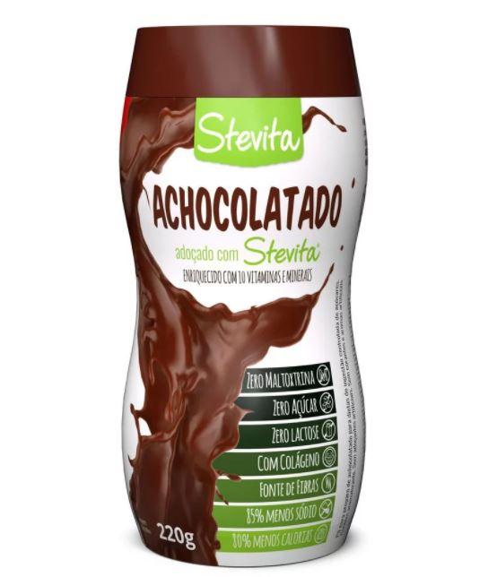 Achocolatado Stevita 220g