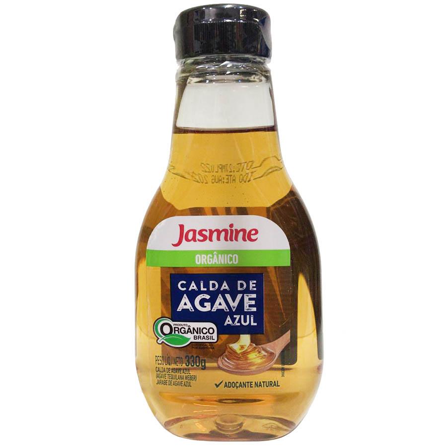 Calda De Agave Azul Orgânica 330g - Jasmine
