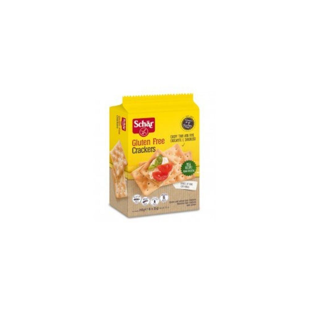 Crackers Sem Glúten 210G -  SCHAR