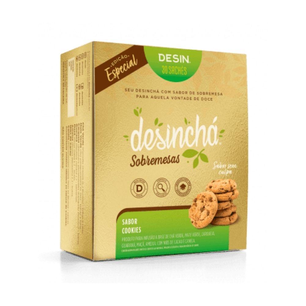 Desinchá Sobremesas Cookies 30 Sachês