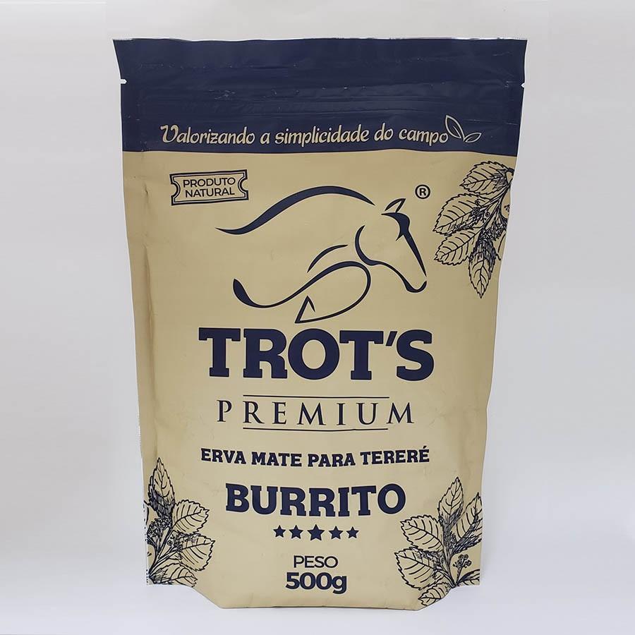 Erva Mate Tereré Burrito 500G - Trot's
