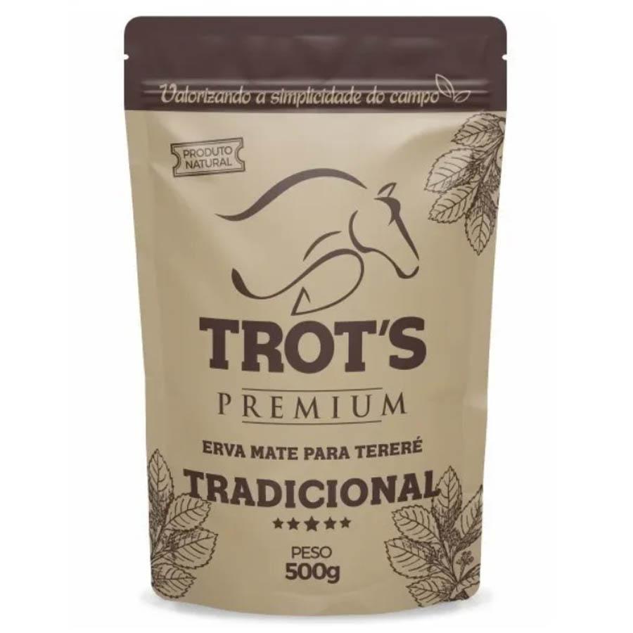 Erva Mate Tradicional 500g - Trots