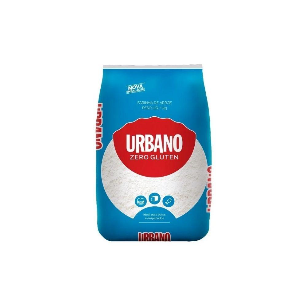 Farinha de Arroz 1KG - URBANO
