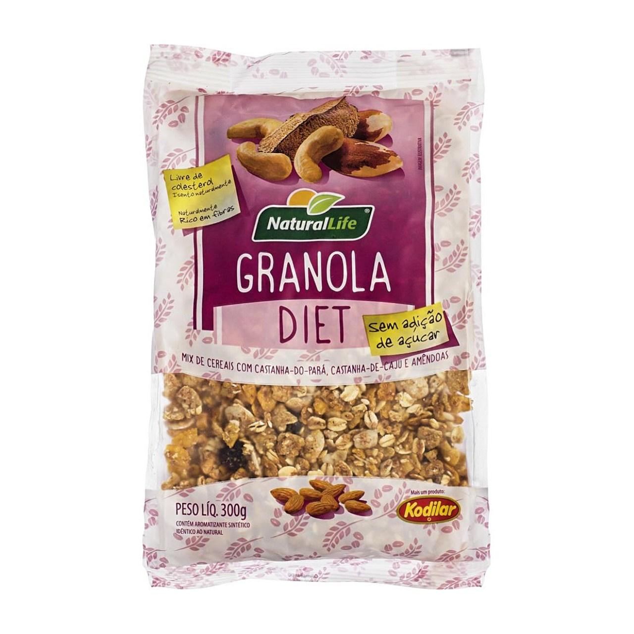 Granola diet 300g - Kodilar