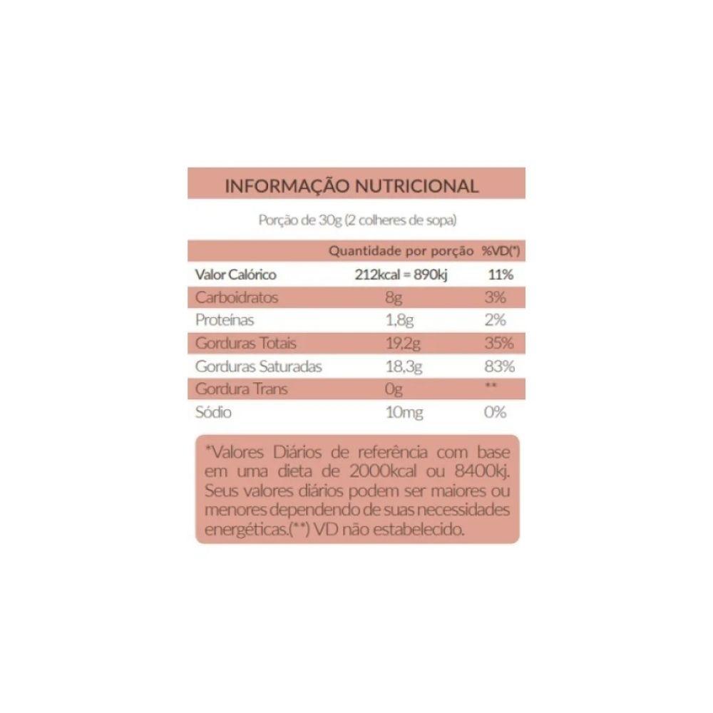 Kit 2 Leite De Coco Em Pó 200g 100% Sem Maltodextrina - Santo Óleo