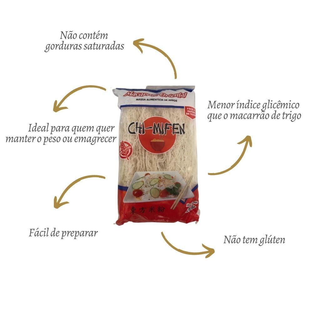 Macarrão De Arroz 200G - CHI-MIFEN