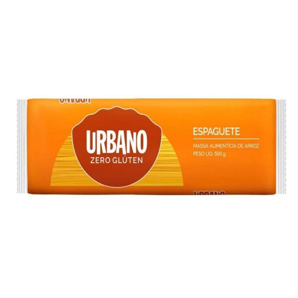 Macarrão de Arroz Zero Glúten Espaguete - Urbano