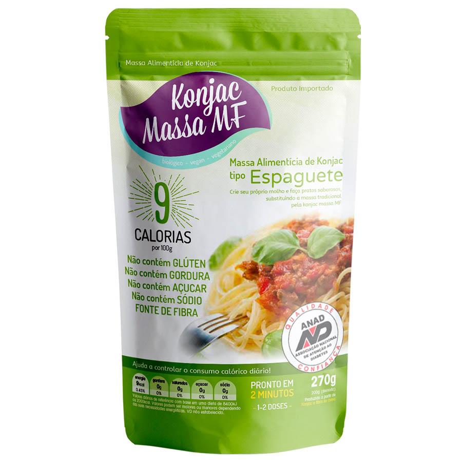 Massa Alimentícia Espaguete 270g - Konjac
