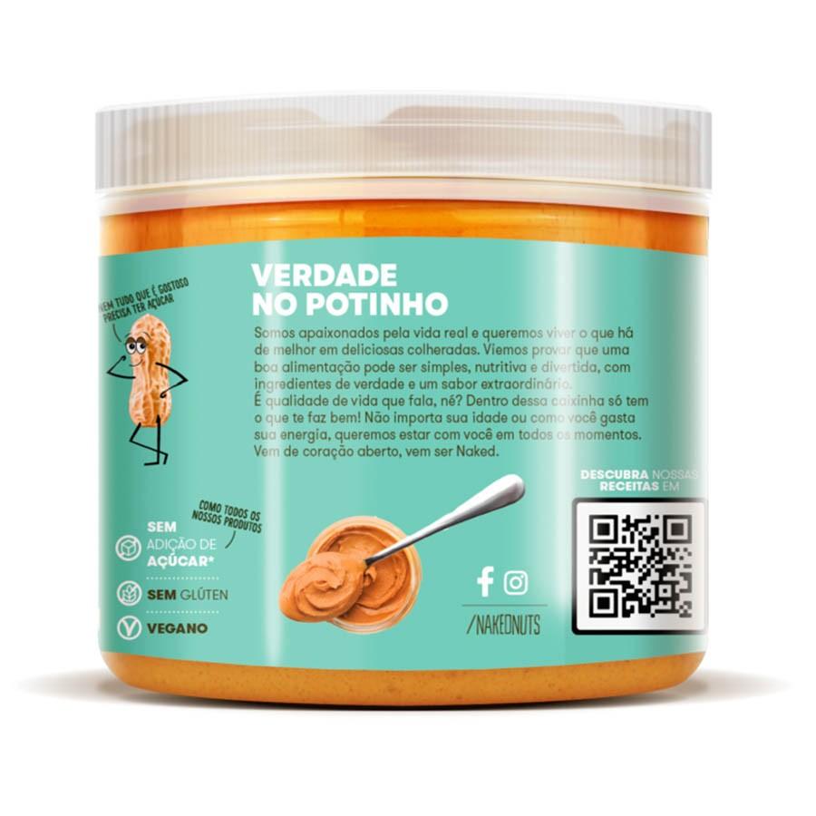 Pasta De Castanha De Caju Com Coco 450g - Naked Nuts