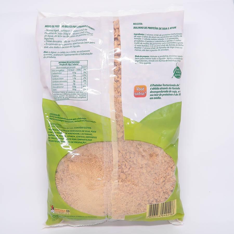 Proteína Texturizada De Soja De Frango 400g - Natural Life
