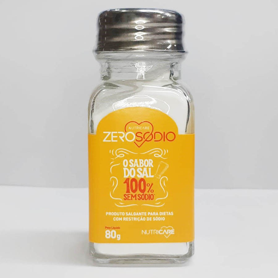 Saleiro 80mg - ZeroSodio Nutricare