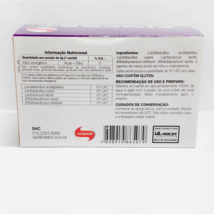 Simfort 30 Sachês De 2g Cada - Vitafor