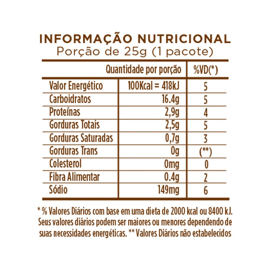 Snack Light de Soja Bacon 25g - Good Soy