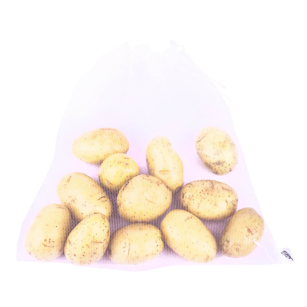 Kit 8 sacos para hortifrúti