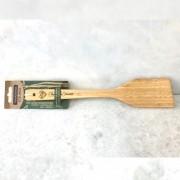 Espátula de bambu natural Utilínea Tramontina Exclusiva para Objetos de Coração - Cód.10399021
