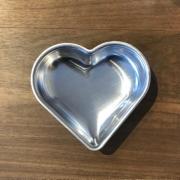 Forma formato coração balão 7cm x 2,5cm - Cód. 2456