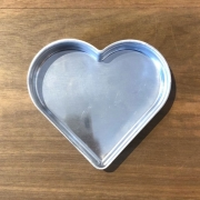 Forma formato coração reta M n.03 - Cód. 3272
