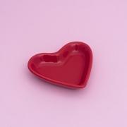 [OUTLET] Pires formato coração vermelho - Cód. OUTER148V [OUTLET]