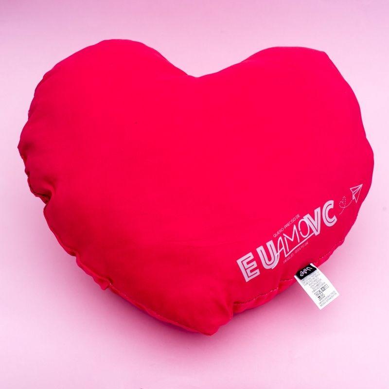 Almofada formato coração mega - Cód.29902