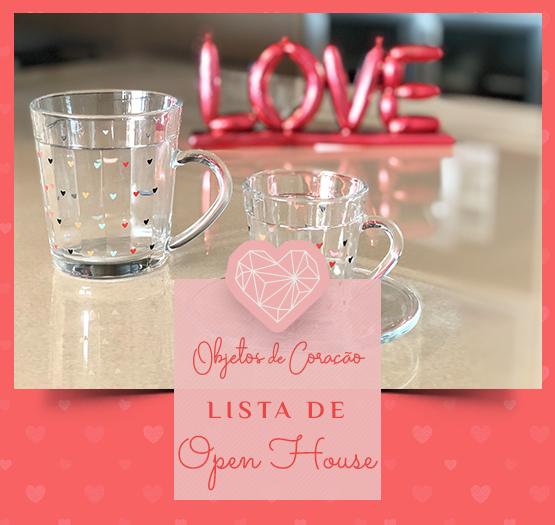 Lista Open House
