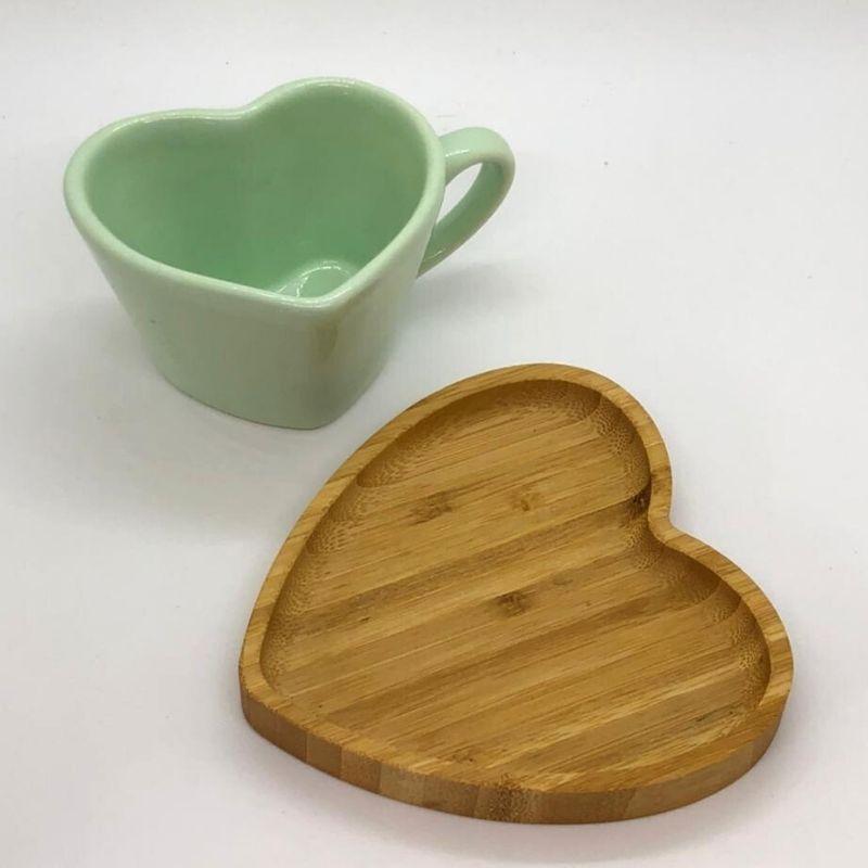 Jogo Café Verde Bebê