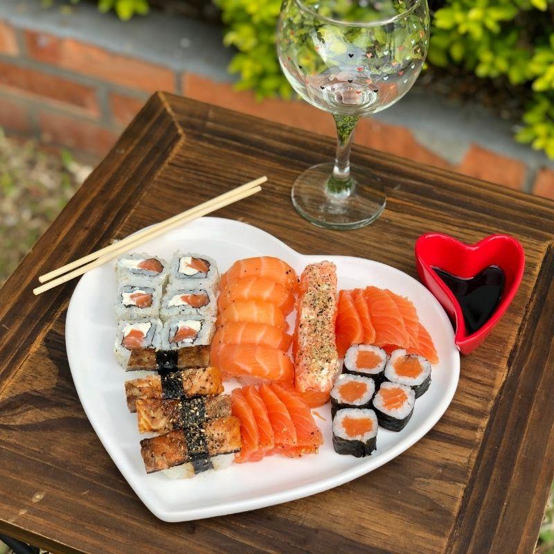 Jogo Jantar Japonês