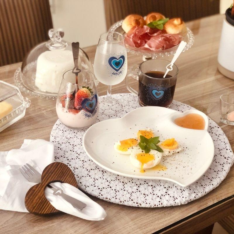 Taça degustação Amor Grego 210ml. Cód80500P