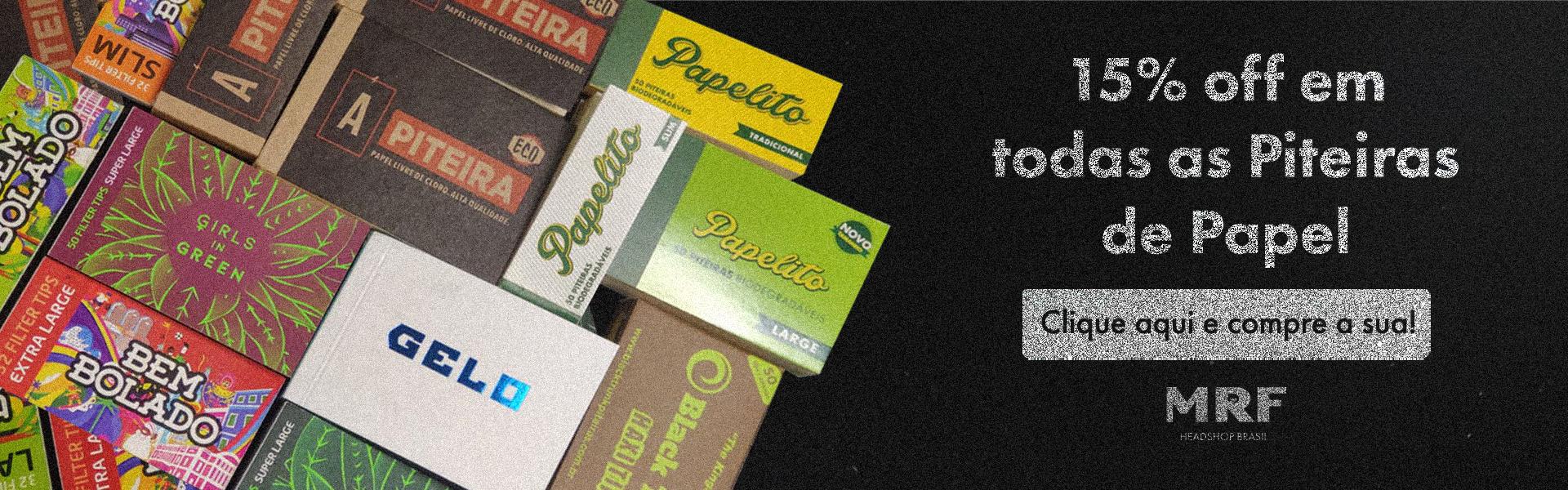 promo piteiras papel
