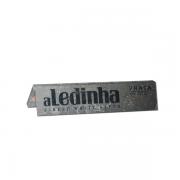 Seda aLedinha Prata Slim (1 ¼)
