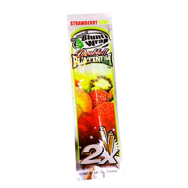 Blunt Wrap - Strawberry & Kiwi  - Mr. Fumo