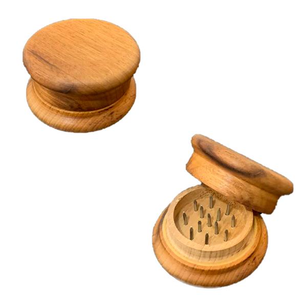 Dichavador de Madeira (Pequeno)  - Mr. Fumo