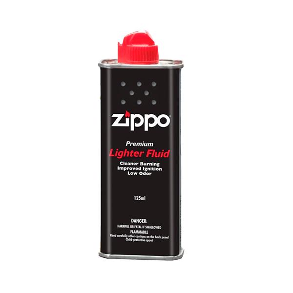 Fluído Zippo para Isqueiros (125ml)  - Mr. Fumo