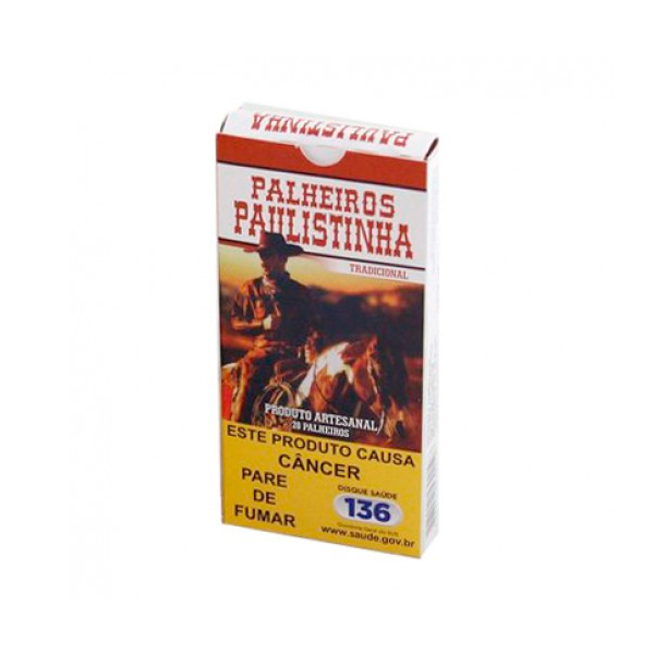 Palheiro Paulistinha - Tradicional  - Mr. Fumo