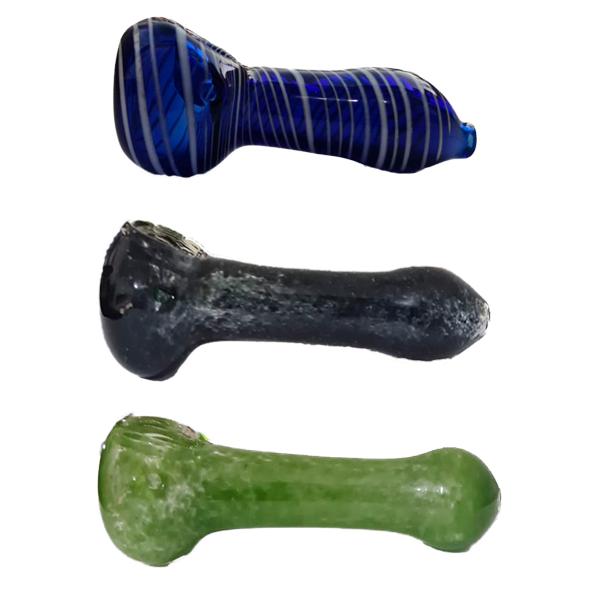 Pipe de Vidro Spoon Squadafum  - Mr. Fumo
