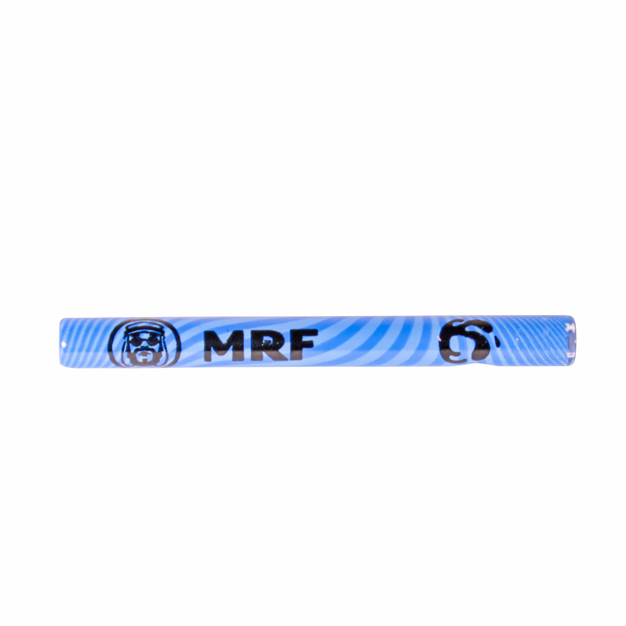 Piteira de Vidro MRF Elements Classic - Água (6 mm)  - Mr. Fumo