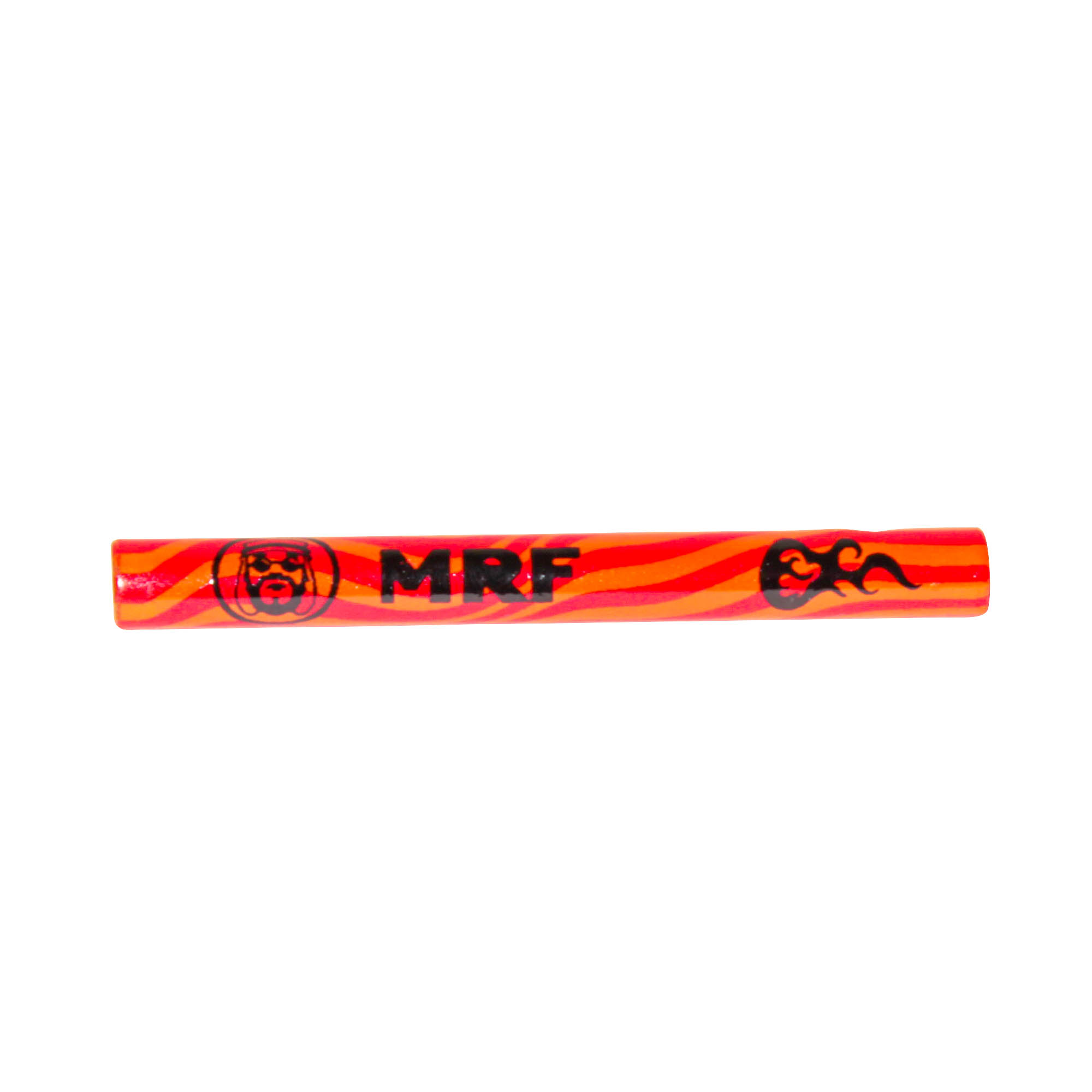 Piteira de Vidro MRF Elements Classic - Fogo (6 mm)  - Mr. Fumo
