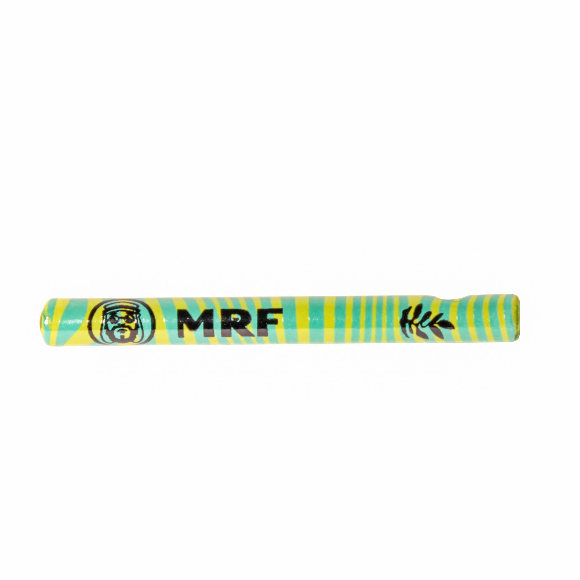 Piteira de Vidro MRF Elements Classic - Terra (6 mm)  - Mr. Fumo