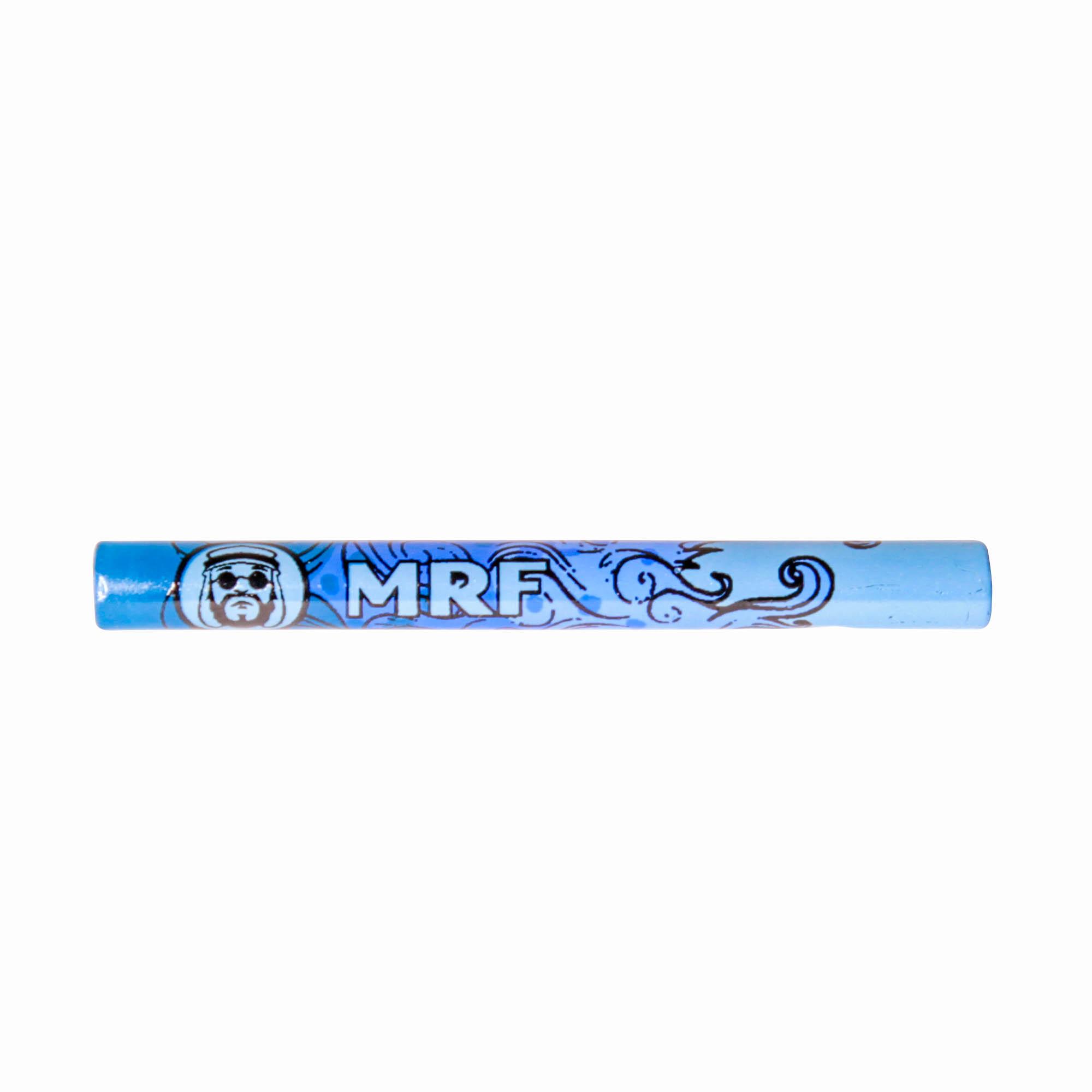 Piteira de Vidro MRF Elements Collection - Água (6 mm)  - Mr. Fumo