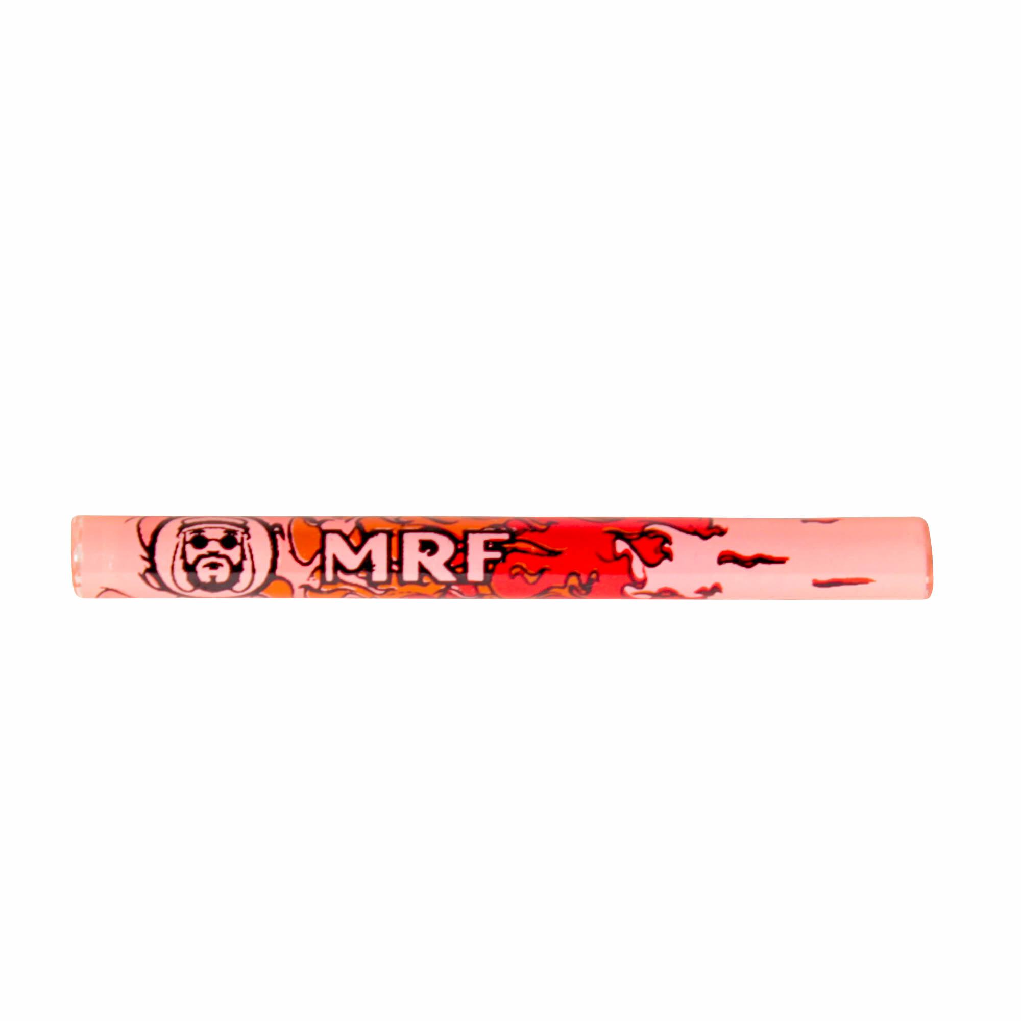Piteira de Vidro MRF Elements Collection - Fogo (6 mm)  - Mr. Fumo