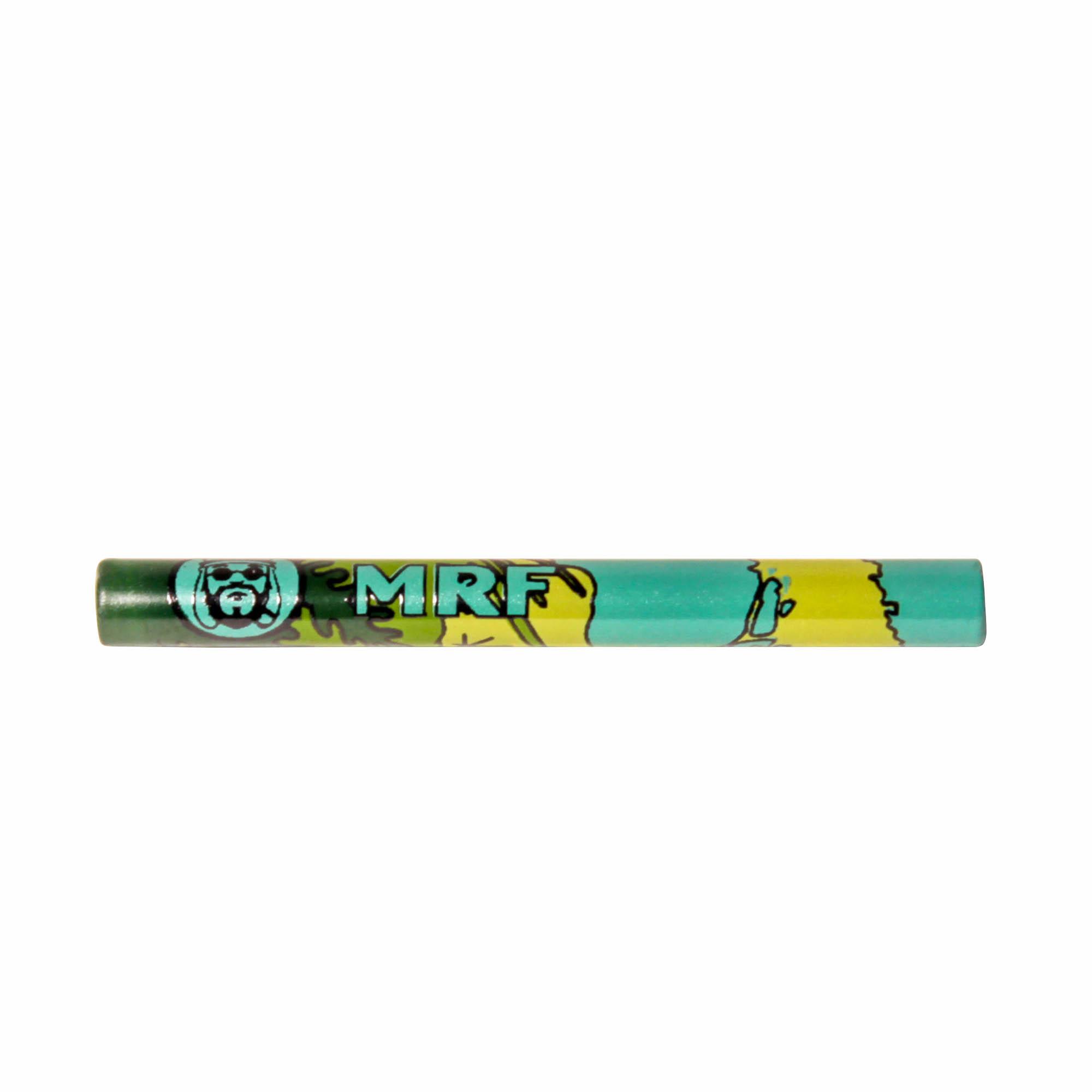 Piteira de Vidro MRF Elements Collection - Terra (6 mm)  - Mr. Fumo