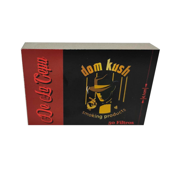 Piteira Dom Kush De La Cepa (41mm)  - Mr. Fumo