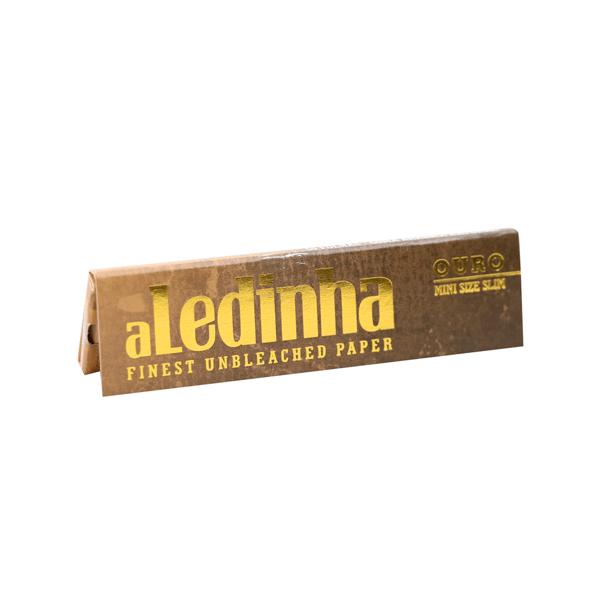 Seda aLedinha Ouro Slim (1 ¼)  - Mr. Fumo