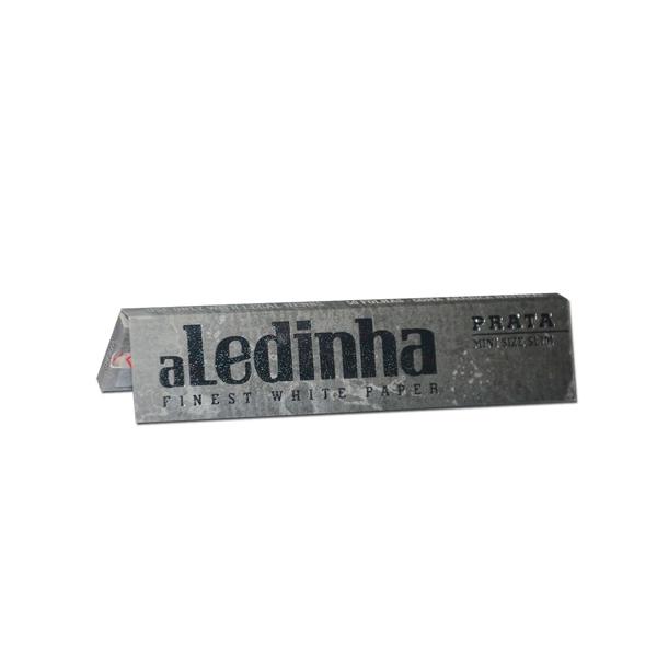 Seda aLedinha Prata Slim (1 ¼)  - Mr. Fumo