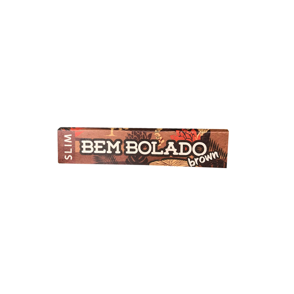 Seda Bem Bolado Brown Slim (1 ¼)  - Mr. Fumo