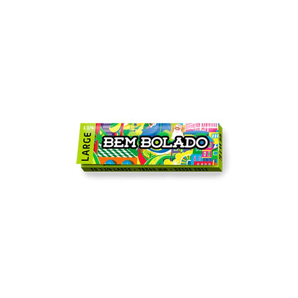 Seda Bem Bolado Large (1 ¼)  - Mr. Fumo