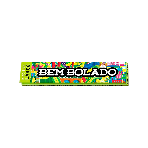 Seda Bem Bolado Large (King Size)  - Mr. Fumo