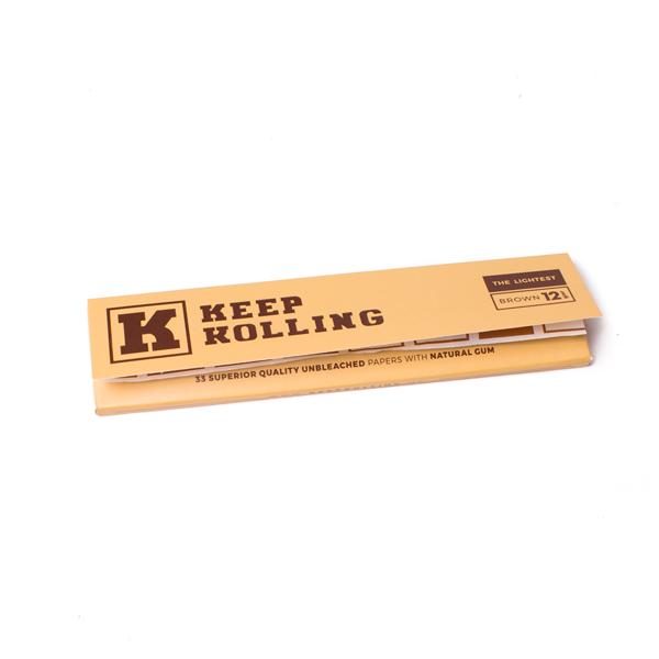 Seda Keep Rolling Brown (King Size)  - Mr. Fumo